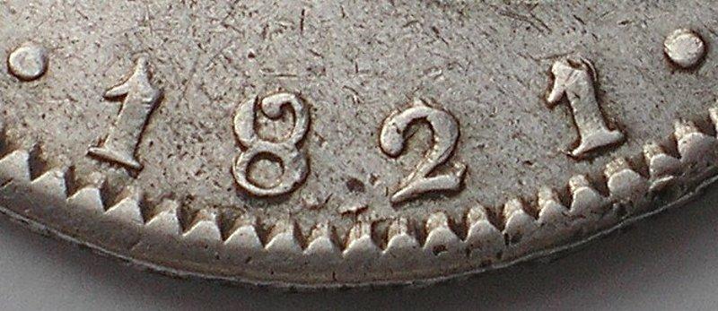 8 Reales de Fernando VII (Guadalajara FS, 1821 sobre 1818) [WM n° 7452] A1ddb2ed2140b82c55707a2658c1ae3co