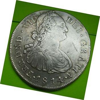 8 Reales de Fernando VII (POPAYÁN, 1814 JF) [WM nº 9121] B0d504ef6952ea250bed352fccddad05o