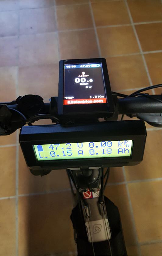 Bici para todo, doble suspensión, con Bafang central. B89342665c9be9bff536797c15d6334fo