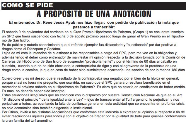GRAN PREMIO HIPODROMO DE PALERMO (G1) 2013 - Página 2 B8f61dfdcc89131104faa9e02088123fo