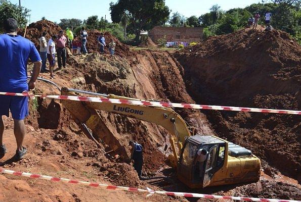 Paraguay: intentan recuperar un tesoro de 10.000 kilogramos de oro B98b073face83e32b11aa9a8d13e248bo