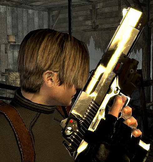 Skins / Armas / HD/ Resident Evil 4 / Autor / Cerberus / Parte 2 Babe9621fdc4bc4d86af4c0a3e518d6do