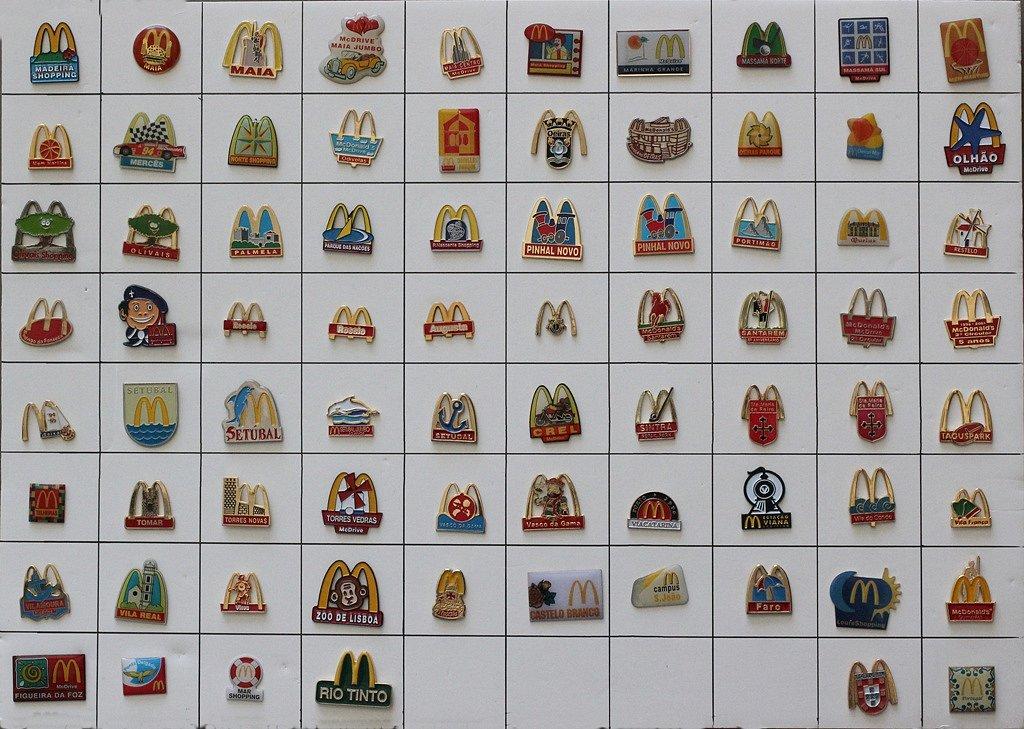 Restaurantes McDonald's nacionais - a minha colecção - mautempo C1ebb8f073a273b9711261f2861f115co