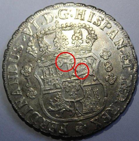 8 Reales falsos de Fernando VI (Santiago, 1758) C55fd39beaa0e782bd0e9f94fb908403o