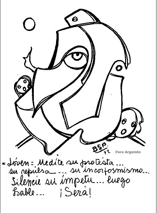 "mundo - El contactado Benjamín Solari Parravicini (el ""Nostradamus"" argentino) C7397d8b3fcedca88c36bd1cb8bd5101o"