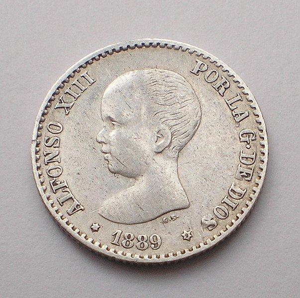 50 Centimos 1889 18*89 C8bbb84b7a5efbe6861f8b91a8dc1ea8o