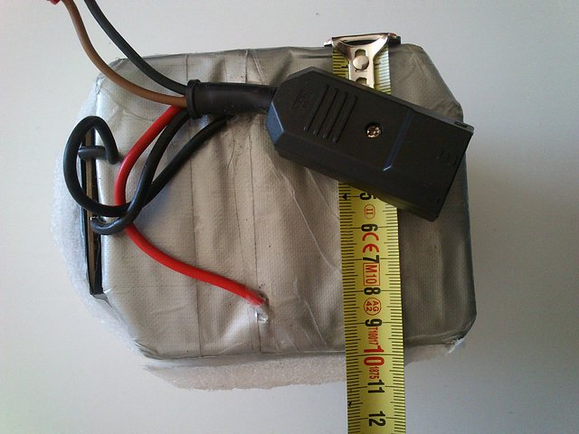 """Batería LiFePO4 36v10Ah compacta y """"ligera"""" C8e64014da5e61b59999971b716c96dao"""