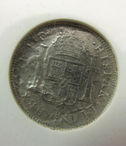 """2 Reales de Carlos III (México, 1781) Procedente del pecio """"El Cazador"""" Cebc9f0a3867bde243cc2352c6f7da68o"""