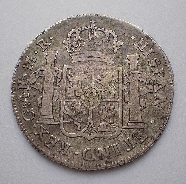 4 Reales de Fernando VII (Guadalajara, 1815) [WM n° 7188] Cfb69feec6821314df95f1a5cc1730c8o