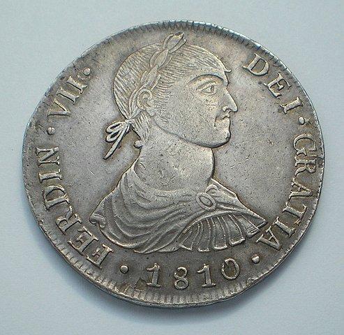 8 Reales de Fernando VII (Lima 1810) Busto Indio [WM nº 8927] D6d5674688e815c617a0e8e3e7155173o
