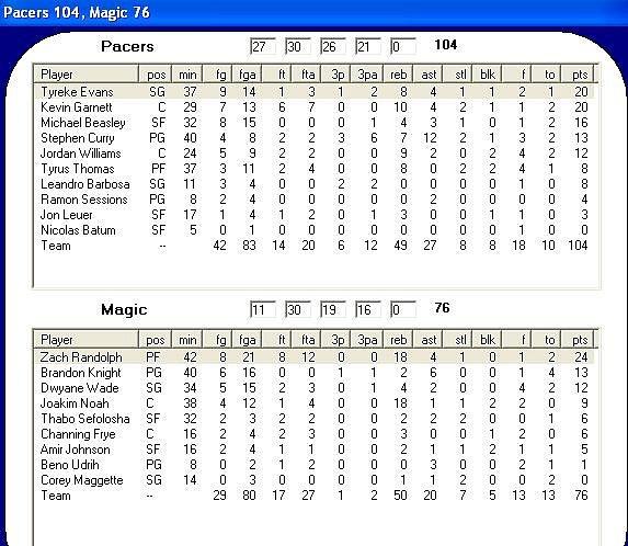 Indiana Pacers vs. Orlando Magic @ KeyArena, Seattle WA. 10/09 E1d8dda65386b167e8d3f521f6d85361o