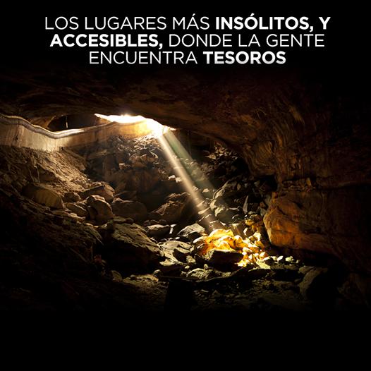LOS LUGARES MAS INSOLITOS, DONDE LA GENTE ENCUENTRA SUS TESOROS Eba5e0d025957d14709bdd069094d064o