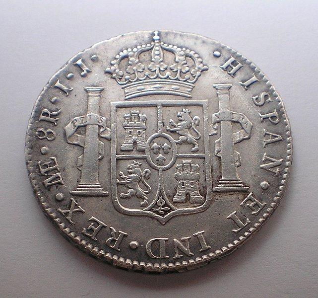 8 Reales de Carlos IV (Lima IJ, 1795) [WM n° 7500; WM n° 7501] Ece5308c783bce539a4f2d541608260co