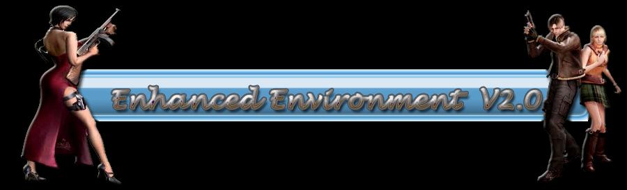 OFF-LINE (redirección) -  Mod Enhanced Environment versiones 1.5,1.6 y 2.0 para el RE4 F6f82e25395ff9719d3057c2d079e103o
