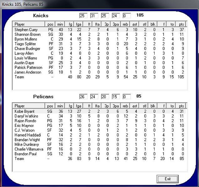 New Orleans Pelicans - New York Knicks Día 3 F8bc7d2205ad99e72374a9ca6fa34c13o