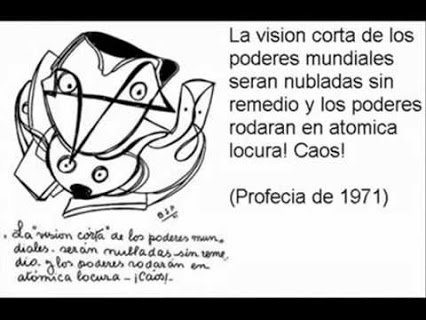 "mundo - El contactado Benjamín Solari Parravicini (el ""Nostradamus"" argentino) Fdb1e7376e20585f4aac0790461e6e42o"