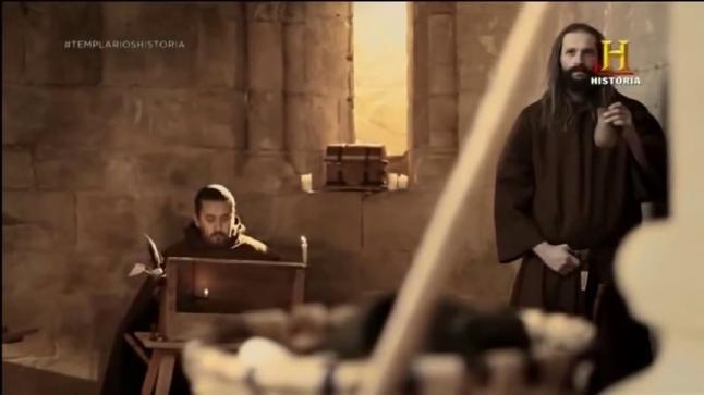 TEMPLARIOS (History Channel) 2014 Monasteriomoreruela3