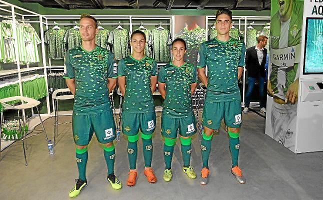 ¿Cuánto mide Andrés Guardado? - Altura - Real height Camiseta-betis-presentacion-ed