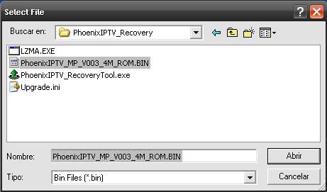 recovery - TOCOMSAT PHOENIX ASH PRA QUEM ATUALIZOU E DEU ESSE ERRO RECOVERY Phoenixiptv