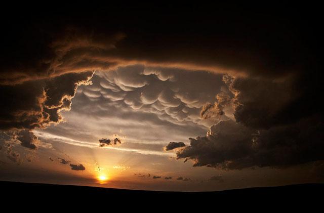 IMAGENES: visiones de la Tierra capturadas por el ojo humano Cielo-espectacular