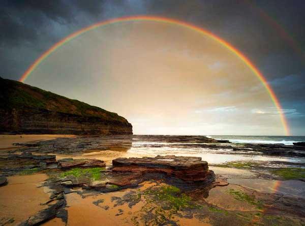 IMAGENES: visiones de la Tierra capturadas por el ojo humano Arcoiris-wombarra-australia