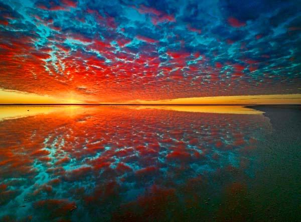 IMAGENES: visiones de la Tierra capturadas por el ojo humano Lago-eyre-australia
