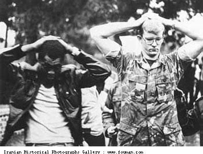 SEAL TEAM 6 قوات النخبة للعمليات الخاصة  Parading_US_Embassy_Tehran