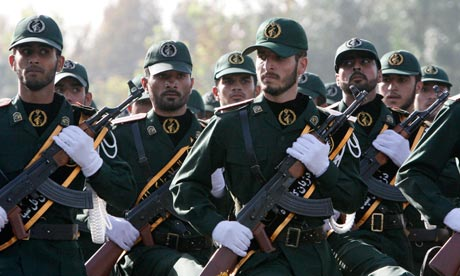 ISIS: Common Enemy of Iran and the United States Iran-Revolutionary-Guard
