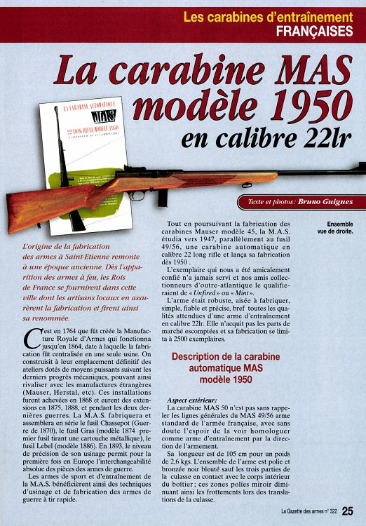 Carabine 22lr MAS 50 [identifiee] - Page 2 18927-GazettedesArmes-322-Page-025
