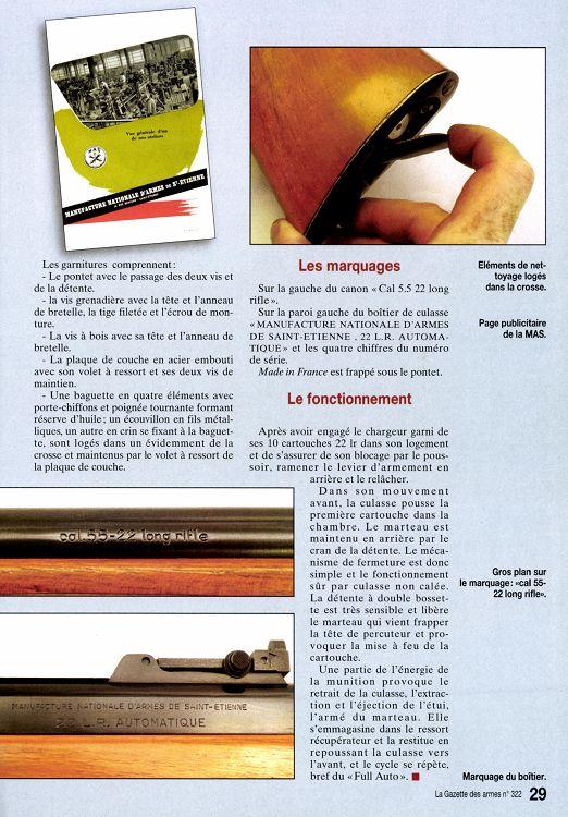 Carabine 22lr MAS 50 [identifiee] - Page 2 18927-GazettedesArmes-322-Page-029