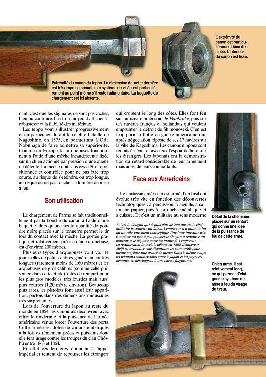 Teppo (arquebuse à mèche Japonaise) - Page 3 13646-GazettedesArmes-418-Page-035
