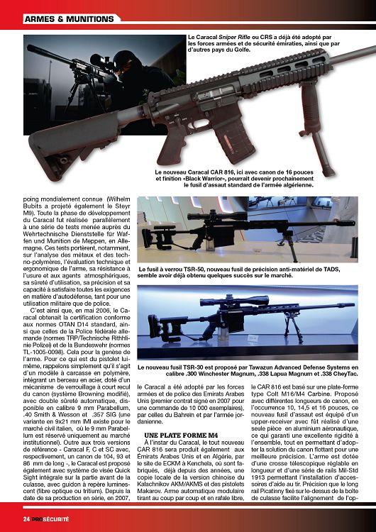 """تصنيع أول مسدس """"كركال"""" بالجزائر في 2014 - صفحة 2 14364-ProSecurite-114-Page-024"""