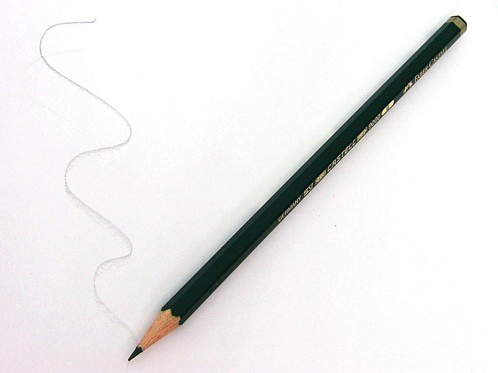 Différents crayon à papier... Bleistift1