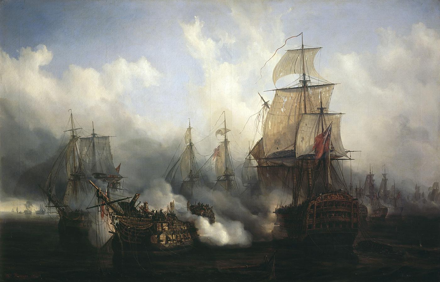 Fantasme de modéliste Trafalgar-Auguste_Mayer