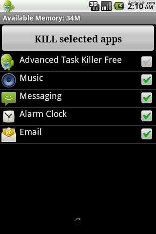 [SOFT] ADVANCED TASK KILLER : Gérer les applications facilement [Gratuit] JpEA.u.cs