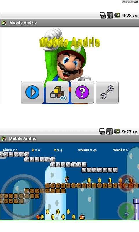 [JEU] MOBILE MARIO : Super Mario version android [Gratuit/Payant] JttqC.u.cs