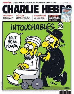 pour - Lettre Ouverte à Charlie Hebdo : Charb je vous défie ! Une_charlie_hebdo1