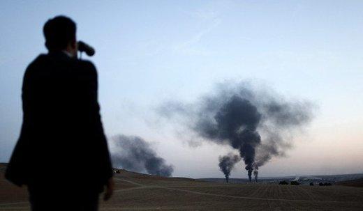 A la veille de la guerre, les cavaliers de l'Apocalypse se préparent DWN_Syrien_Krieg_Terror_IS_600