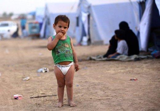 A la veille de la guerre, les cavaliers de l'Apocalypse se préparent DWN_Syrien_Fl_C3_BCchtlinge_Kr