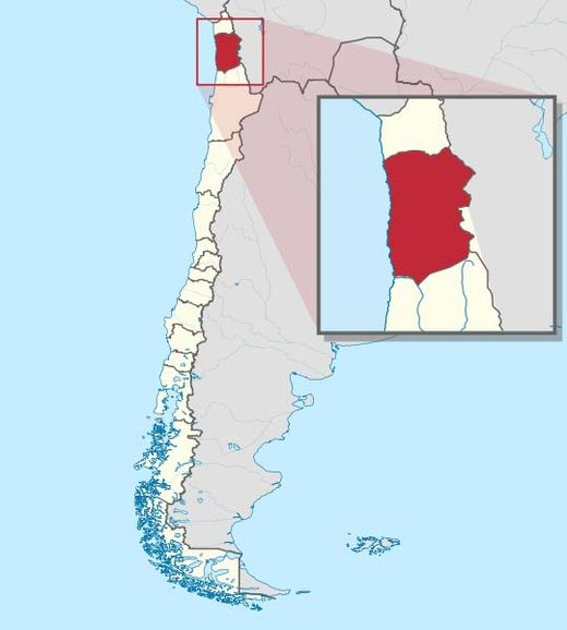 Un Ovni brillant observé en plein jour pendant 2 heures au Chili  Chili_2
