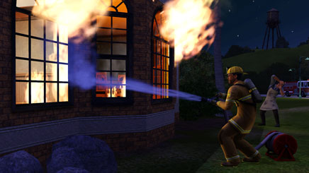 Les Sims™ 3 : Ambitions - Page 2 TS3_EP2_Firefighter