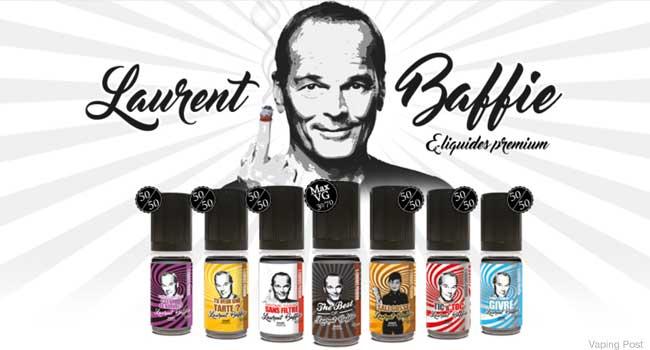 Eliquide Laurent Baffie Baffie-e-liquide