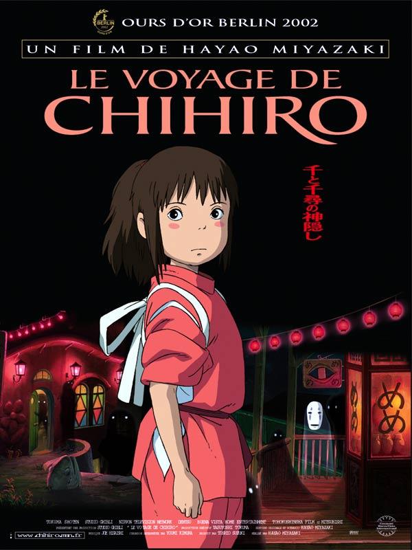 [FILM] Le Voyage de Chihiro (Sen to Chihiro no Kamikakushi) Chihiro