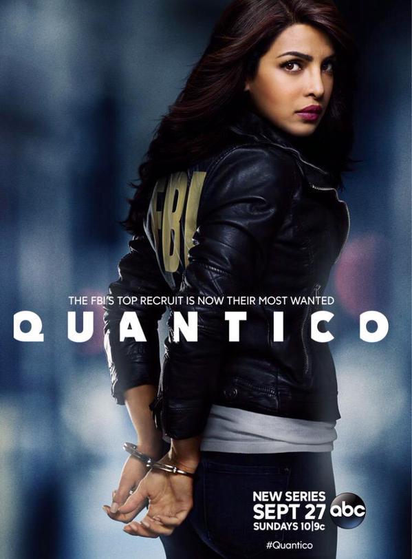 Quantico (TV Series 2015– ) 417404