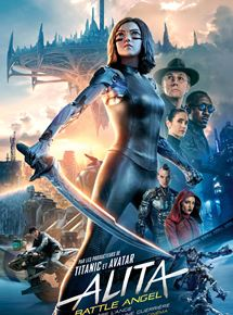 Alita : Battle Angel (adaptation de Gunnm) 4514778