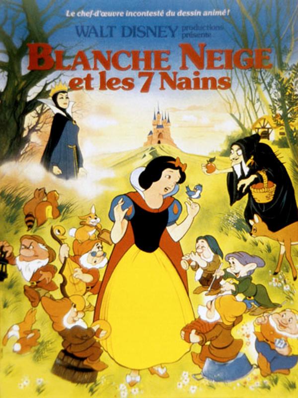 Blanche Neige et les Sept Nains [Walt Disney - 1937] - Page 35 19681823