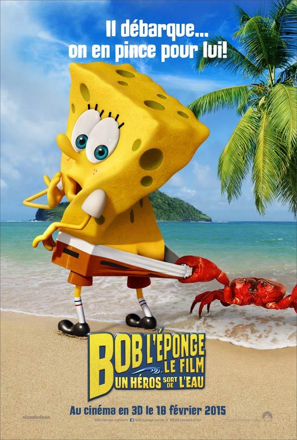 [Paramount - Nickelodeon] Bob L'Éponge - Le Film : Un Héros Sort de l'Eau (18 février 2015) 097832