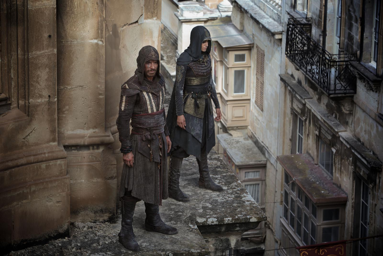 Assassin's Creed de Justin Kurzel avec Michael Fassbender (2016) 409527