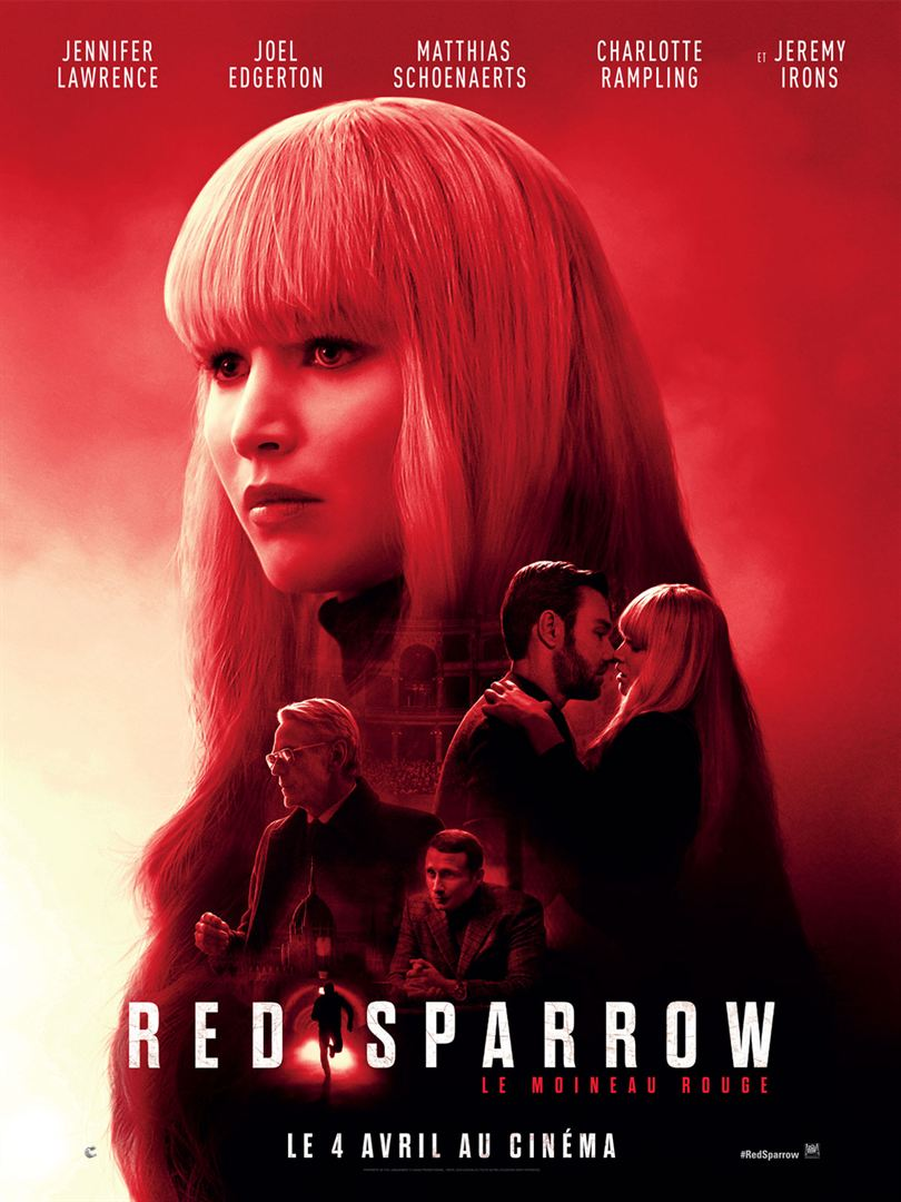 Red Sparrow - Le Moineau Rouge [20th Century - 2018] 5441680