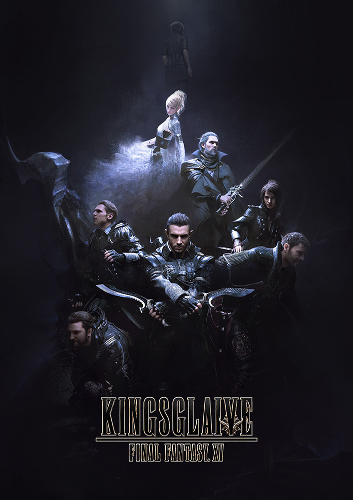 Kingsglaive : Final Fantasy XV 358777